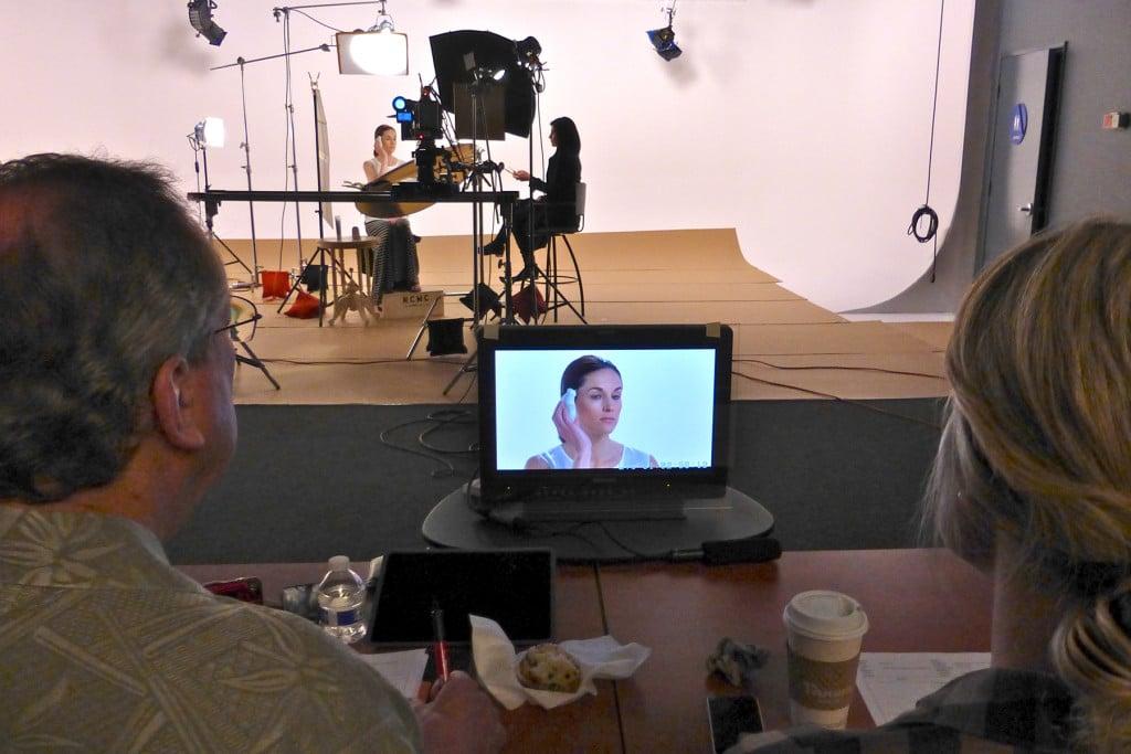 NuFace – Technique Demonstration, BizVid Communications Video Production San Diego