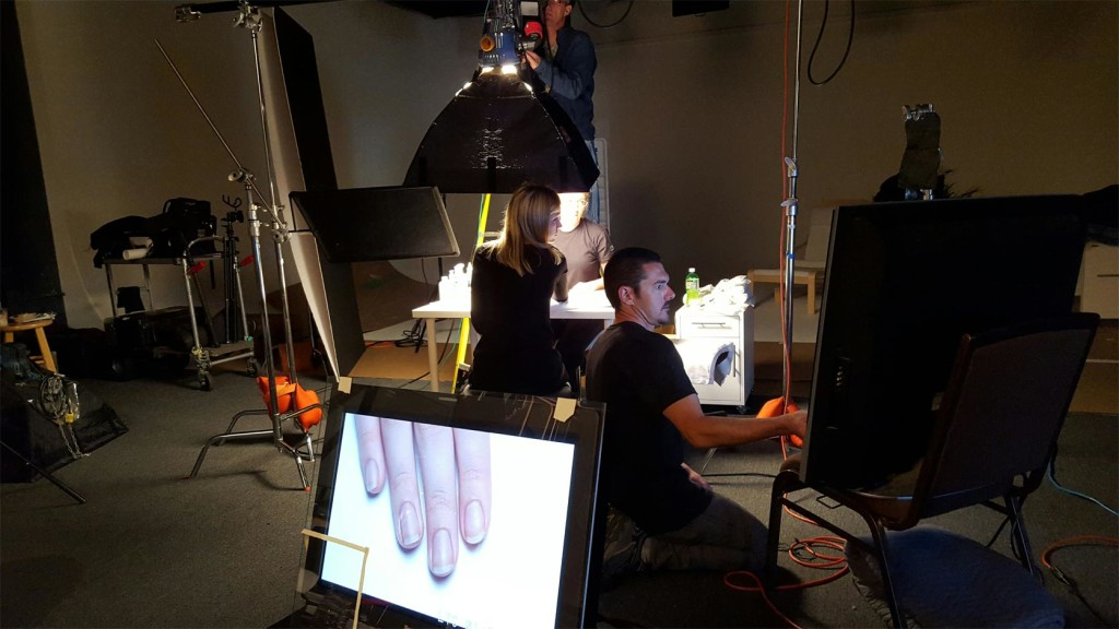 CND Spa Manicure, BizVid Communications Video Production San Diego