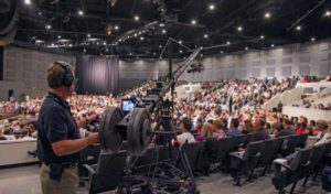 Camera crane, Jib, video camera operator, san diego video production