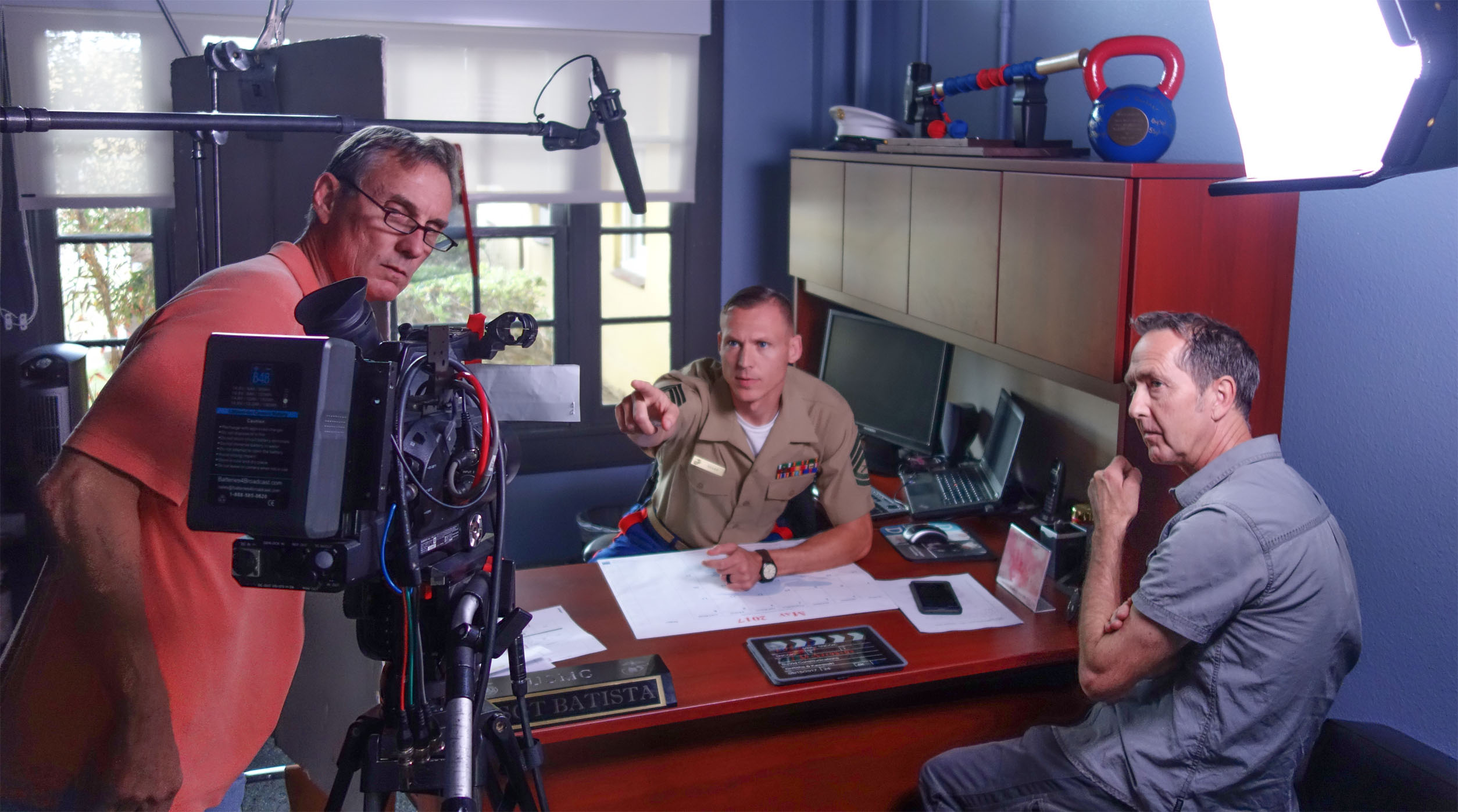 Department Of The Navy, BizVid Communications Video Production San Diego