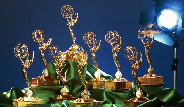 Emmy statues awarded to BizVid Commuications